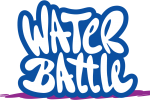 Water Battle - Logo [staand]